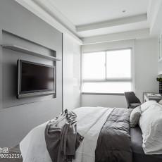 四居卧室现代欣赏图