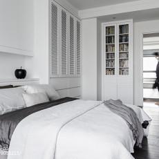 精选大小124平现代四居卧室装修实景图片