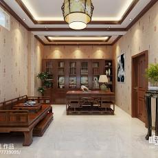 日式东南亚卧室装修图片