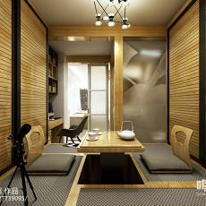 东南亚精装修卧室图片欣赏