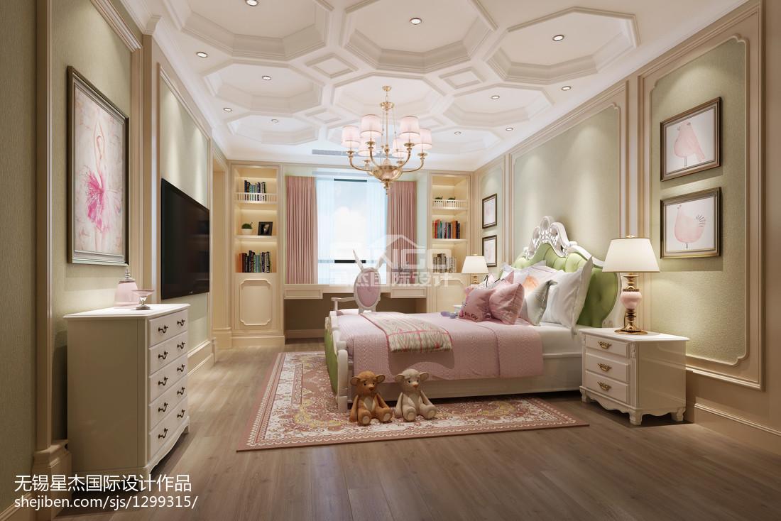 美式别墅装修图设计