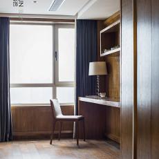精选四居书房现代装修设计效果图片欣赏