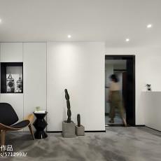 热门87平米二居客厅现代装修设计效果图片欣赏