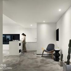 精美面积70平现代二居客厅装修设计效果图片