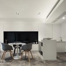 优美85平现代二居客厅设计图