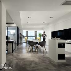 精美面积86平现代二居客厅效果图片大全