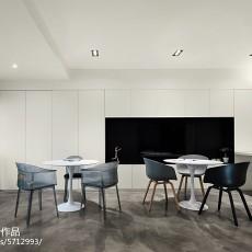 精美面积72平现代二居客厅效果图片
