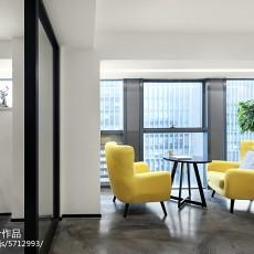 201880平米二居客厅现代装修欣赏图片