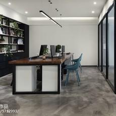 2018面积73平现代二居客厅装修设计效果图片
