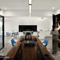 201886平现代二居客厅装饰图片大全
