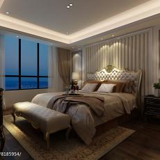 精选新古典二居卧室装修欣赏图片大全