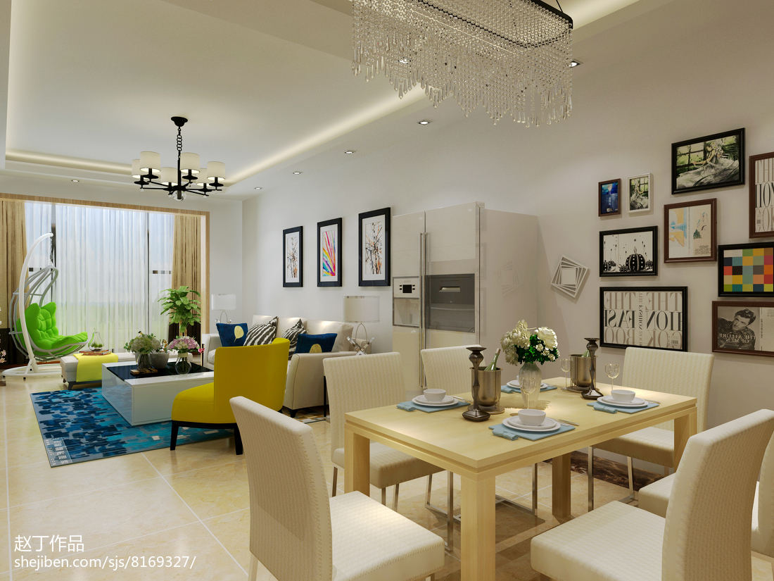 欧式古典设计别墅吧台装修效果图片