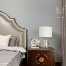 精美面积140平混搭四居卧室效果图片