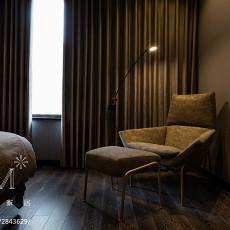119平米四居卧室现代装修图
