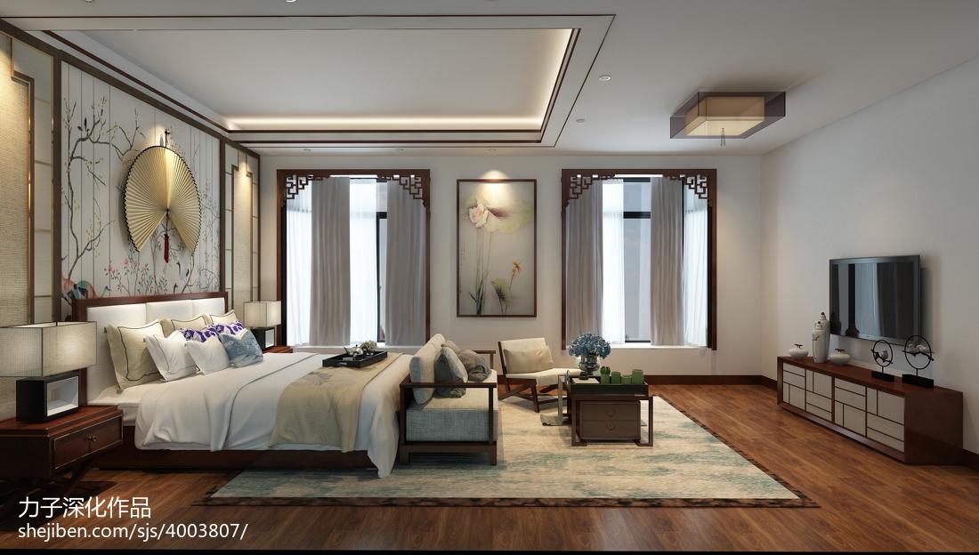 家庭卧室隔断设计