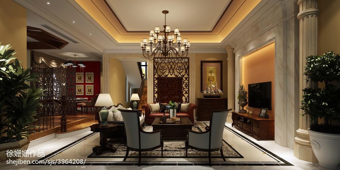 现代别墅卧室装饰设计图片欣赏