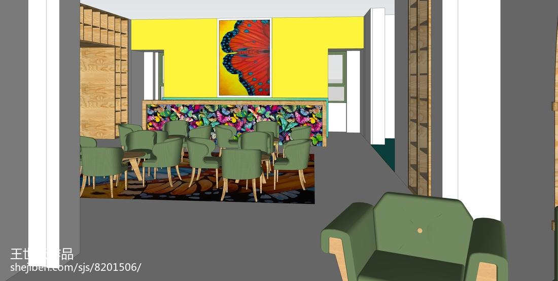 欧式住房卧室设计图欣赏