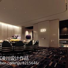 古典中式客厅设计大全