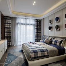 精选现代卧室装修图片大全