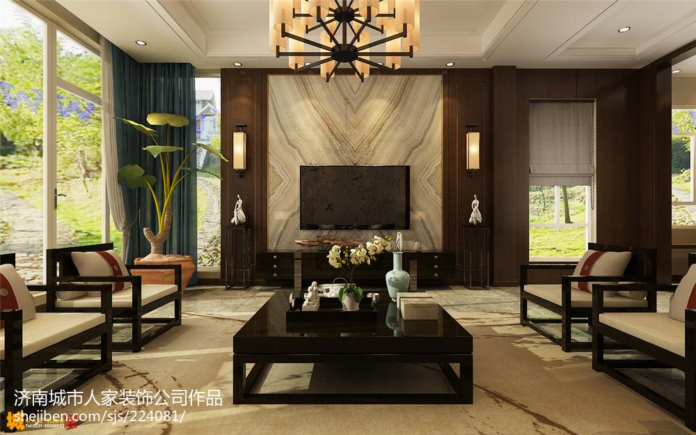 地中海公寓卧室墙面色彩搭配