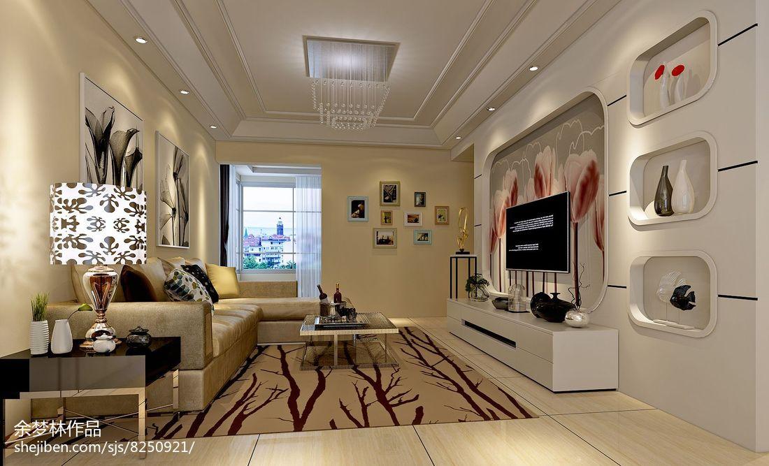 东南亚家居客厅大厅装修设计