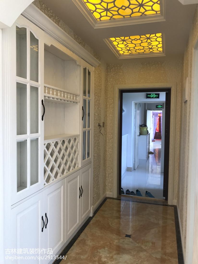 142平米东南亚风格四居装修图