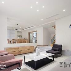 热门141平米现代别墅客厅装修图片欣赏