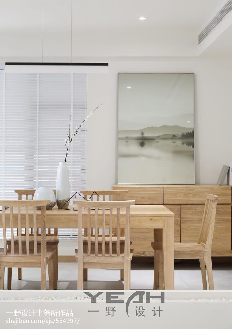 精选大小144平别墅餐厅现代装修设计效果图片