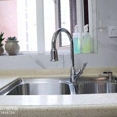 现代欧式家装厨房装修效果图