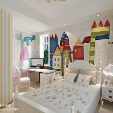新古典主义风格卧室装修效果图欣赏