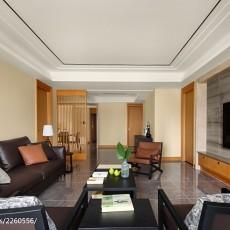 95平方三居客厅现代欣赏图片大全