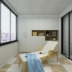 面积97平现代三居休闲区装修欣赏图片大全