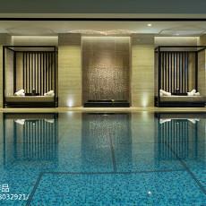 2013现代风格大客厅装修效果图欣赏
