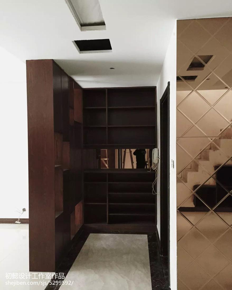 热门面积127平混搭四居客厅效果图片大全