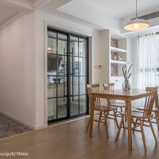 2018122平米四居客厅东南亚设计效果图