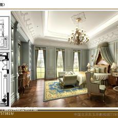 现代风格120平米三室一厅客厅地毯图片