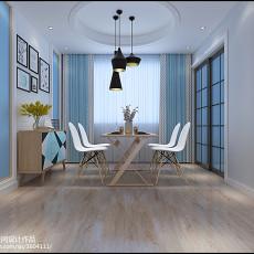 2018东南亚一居客厅装修图片