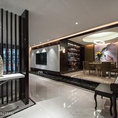 2018精选114平米四居客厅现代效果图片大全