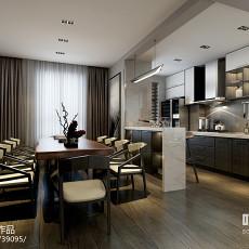 现代简装客厅吊顶效果图
