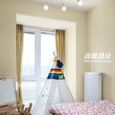热门现代二居儿童房装修设计效果图