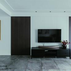 客厅电视柜效果