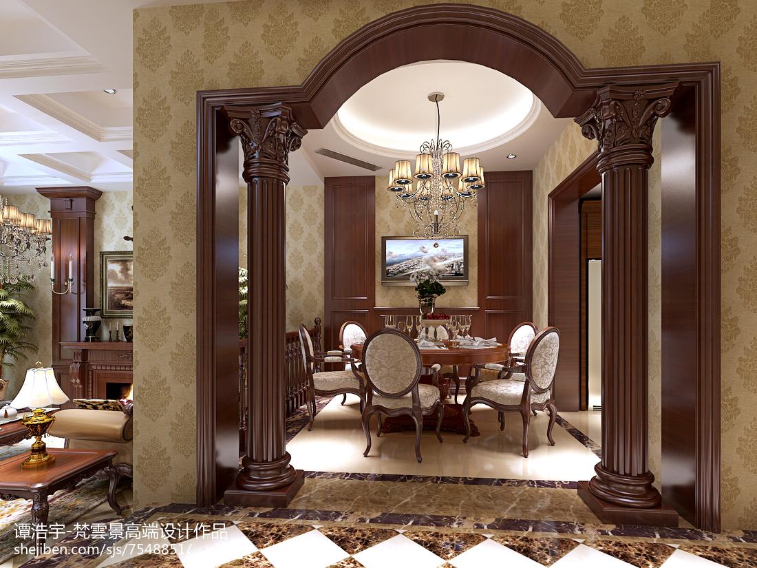 精美现代三居装修实景图片欣赏