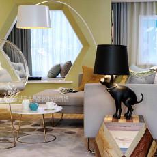 热门小户型客厅现代装修图片大全