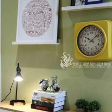 小户型书房现代实景图片欣赏