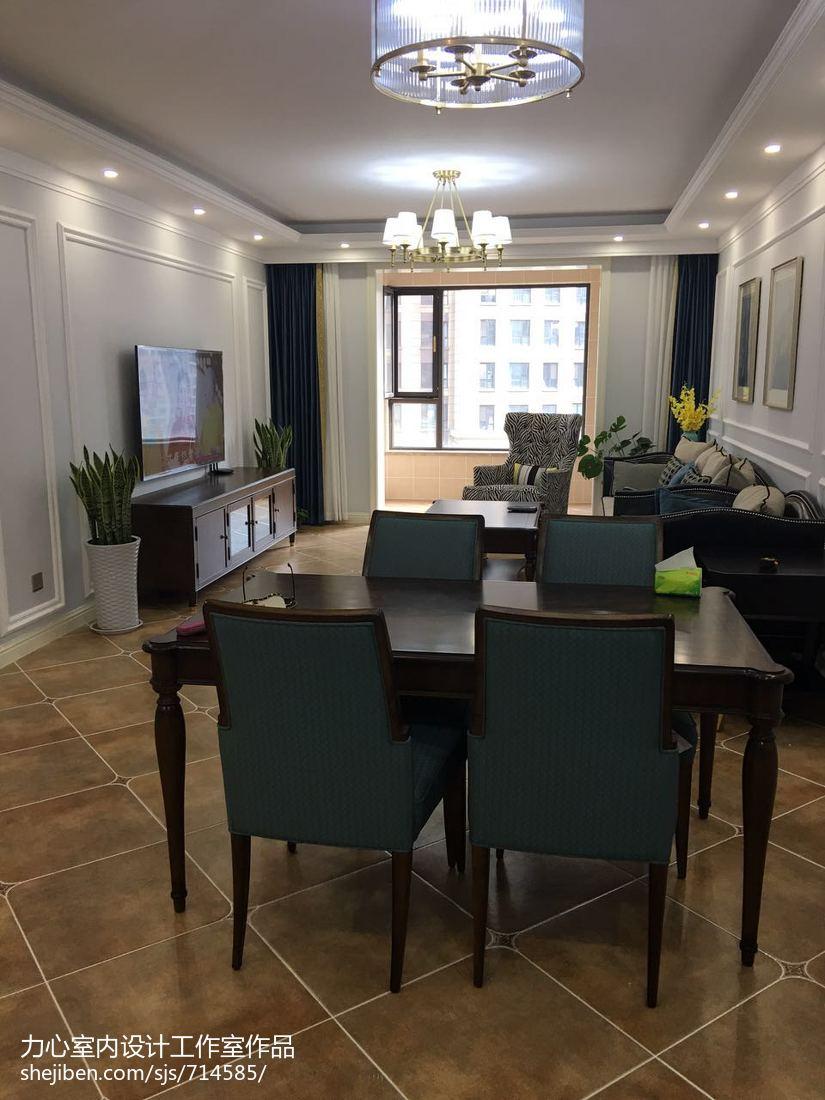 精美面积119平现代四居装修设计效果图片欣赏