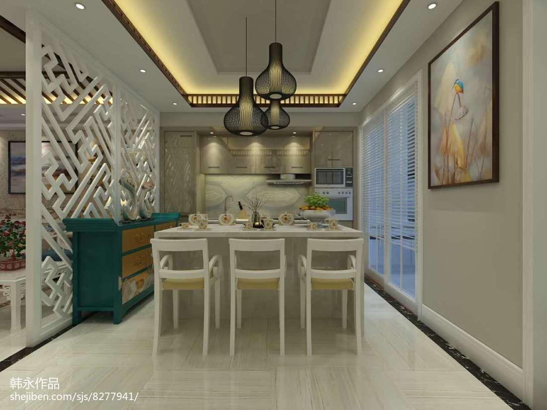 二房两厅装修效果图_简约风格130平米两室两厅装修效果图-土巴兔装修效果图