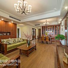 中式别墅设计外景图