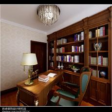 精美二居书房现代效果图片欣赏