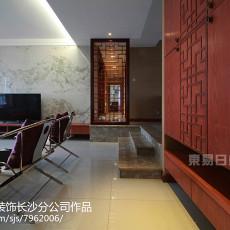 东南亚风格餐厅装修效果图片大全