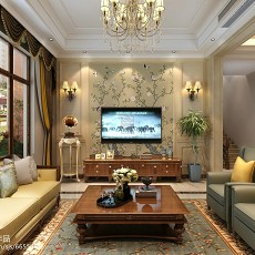 东南亚风格卧室装修图片大全2014